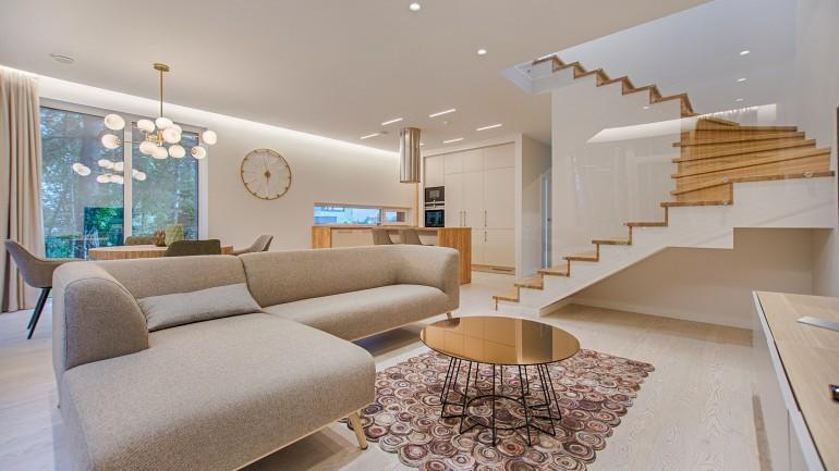 Jak urządzić salon w minimalistycznym stylu?