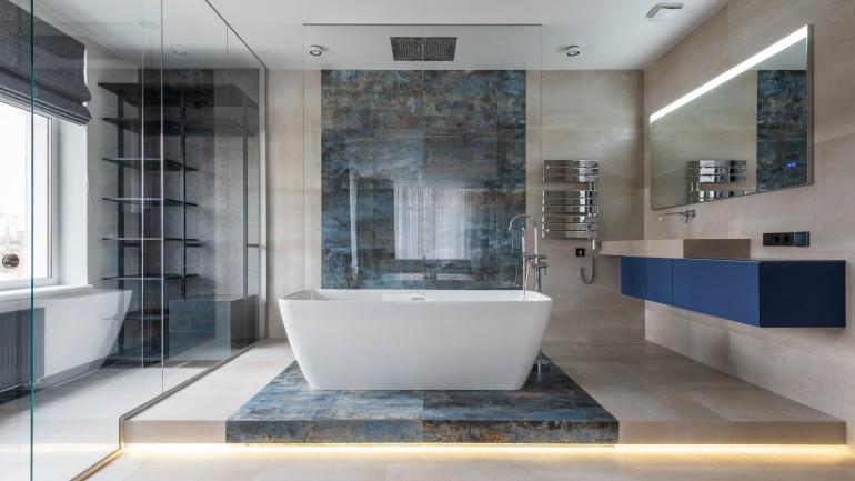 Jak urządzić łazienkę w minimalistycznym stylu?